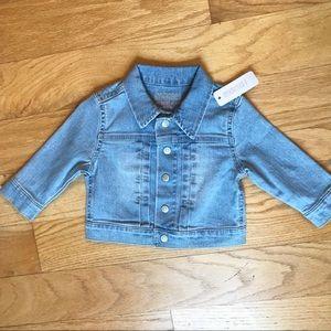 Gymboree Jackets & Coats - NWT Gymboree Jean Jacket
